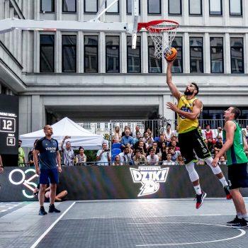 Warsaw 3x3 FIBA Satellite 2019
